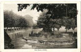 GREAT BRITAIN 1905 1d POSTAGE DUE MARK ON THE PELLS, LEWES POSTCARD - Other