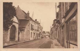 Bléré - - La Rue Nationale - Bléré