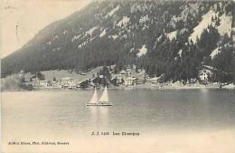 Jan13 1058 : Lac De Champex - VS Valais