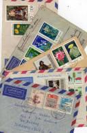 112 - Lote  5 Cartas  Alemania Diferentes Años, DDR - [6] Democratic Republic