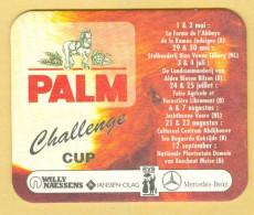 1 S/b Bière Palm Challenge CUP (recto-verso) - Sous-bocks