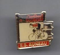 Pin´s VELO CYCLISME ES AUNEAU      AGRIGEL - Radsport