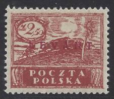 POLOGNE - 1919 - BUREAU POLONAIS - N° 11 - X -  B - - ....-1919 Provisional Government