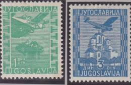 Yugoslavia - Aerei