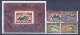 ANTee506 - GHANA , Serie 1349/1372  *** - Pesci