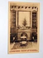 Carte Postale Ancienne : BORDEAUX : American Nurses Memorial , Ecole Florence Nightingale, Salon Gardes-Malades - Bordeaux