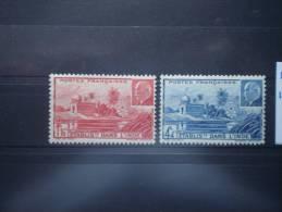 Inde 1941. Yvert 126-7 ** Mnh Fold - Non Classificati