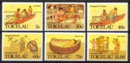 1988 Tokelau Natale Christmas Noel Set MNH** Te198 - Tokelau