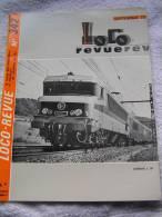 Loco Revue 342 1973 IMLEC 1973 ARCY SUR CUBRY LE MANS MéZIDON - Modélisme