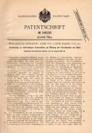 Original Patentschrift - Winchester Repeating Arms Co In New Haven , 1901 , Apparat Für Gewehr , Pistol , Pistole !!! - Equipment