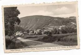 23474  -    Salm  Château  Pano  Du  Village - Vielsalm