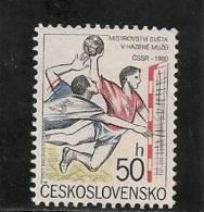 Checoslovaquia 1990, Balonmano. - Ongebruikt