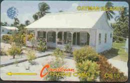 TK 6620 CAYMAN ISLANDS - 8CCIC... House - Kaimaninseln (Cayman I.)