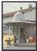 PORTUGAL - QUIOSQUE DO PORTO DE LISBOA - KIOSK - BPC 66 - 2 SCANS - CARTE MAXIMUM - MAXICARD - Maximum Cards & Covers