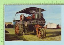 American Abell 1911 ( Heaviest Steam Engine Use 5,000 Pounds Of Coal Daily) Post Card Carte Postale - Tracteurs