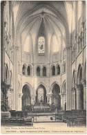 77. PROVINS. Eglise St-Quiriace. Choeur Et Galeries Du Triforium - Provins