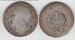 **** BELGIQUE - BELGIUM - 1 FRANC 1844 LEOPOLD I - ARGENT - SILVER **** EN ACHAT IMMEDIAT - 1831-1865: Léopold I