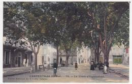 CPA - CARPENTRAS (Vaucluse) - La Place D'Inguimbert - Carpentras