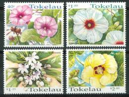 1998 Tokelau Flora Fiori Flowers Fleur Set MNH** Te210 - Tokelau