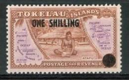 1956 Tokelau Veduta View Voir Set MNH** Te214 - Tokelau