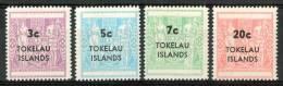 """1967 Tokelau """"Tokelau Island"""" Set MNH** Te220 - Tokelau"""