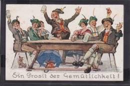 C15  /  Bier Stuttgart HB / Humor ...Ein Prosit Der Gemütlichkeit ...Schwaben - Otros