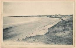 CPA N° 1277 / LOT DE 2 CARTES DE BRETIGNOLES SUR MER - LA PLAGE - Bretignolles Sur Mer