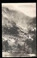74 VALLORCINE / Le Village Et La Cascade De Barberine / - Autres Communes