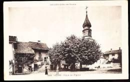 74 YVOIRE / Place De L'Eglise / - Yvoire