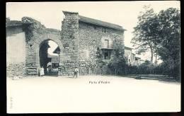 74 YVOIRE / Porte De La Ville / - Yvoire