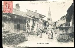 74 YVOIRE / Une Rue / - Yvoire