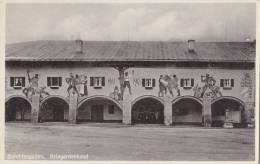Berchtesgaden, Kriegerdenkmal 1914/18, Um 1935 - Oorlogsmonumenten