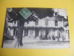 Cpa Essarois  La Mairie  Edit.  Cl Mariglier 25 - Francia
