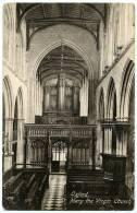 OXFORD : ST MARY THE VIRGIN CHURCH - England