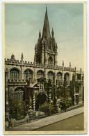 OXFORD : ST MARY'S CHURCH - England
