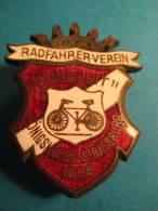 Club Cycliste / Radfahrrer-Verein/ Königshofen-Strassburge/ Strasbourg/1898     D125 - Cyclisme