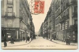 NEUILLY SUR SEINE  - Rue De Chartres. - Neuilly Sur Seine
