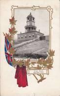 Town Clock, Halifax, NS 577 Postmark: Macoun SASK AU 30 10 - Halifax