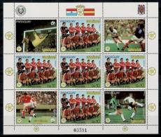 Spain 1982 World Cup, Paraguay Sc2050 S/S Sports, Soccer - World Cup