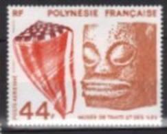 Polynésie Française Aérienne 1979 --Yvert   PA 146 -- Neufs* *  Cote 4,60 € -  Musée De Tahiti Et Des îles - Airmail