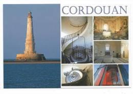 12197 - CP PHARE DE CORDOUAN (Multivues 1) - Lighthouses