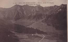 Le Mont-Dore - Vallée De La Dordogne Et Chaîne Du Sancy, Ref 1302-1311 - Le Mont Dore