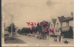 BRAY DUNES RUE DES ALOUETTES   EN  1937 EDITION MERCIER - Non Classés