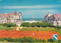 21705 Westende Belgique - Tennis-Palace Cours -Uitgave Prevost Antwerpen - Tennis