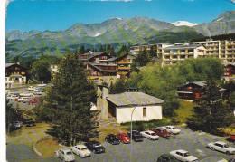 21707 Crans Sur Sierre, -perrochet Lausanne 5504 -voiture DS 4CV -!état! - VS Valais