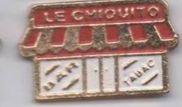 Tabac Le Chiquito , Bar - Badges