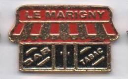 Tabac Le Marigny , Bar - Badges