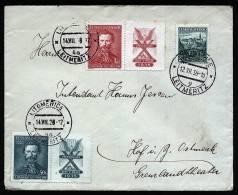 A1520) CSR Czechoslovakia Brief Von Leitmeritz 14.7.1938 Nach Hof - Briefe U. Dokumente