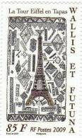 Wallis And Futuna / Eiffel Tower - Unclassified