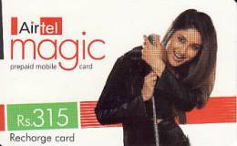 Inde-India, Recharge, 315 Rs, Airtel Magic - Inde